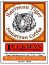Sumatra - Mandheling Haramau Tiger ( 14oz)